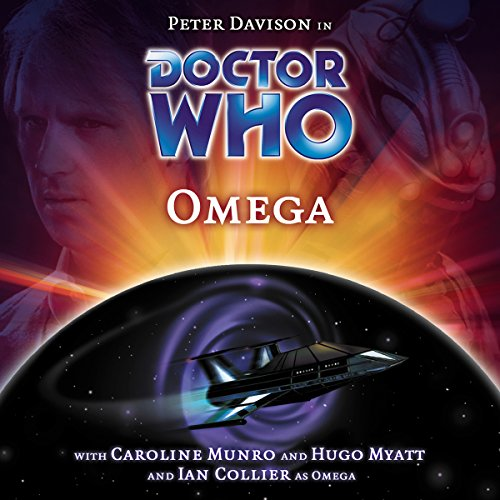 Doctor Who - Omega audiobook cover art