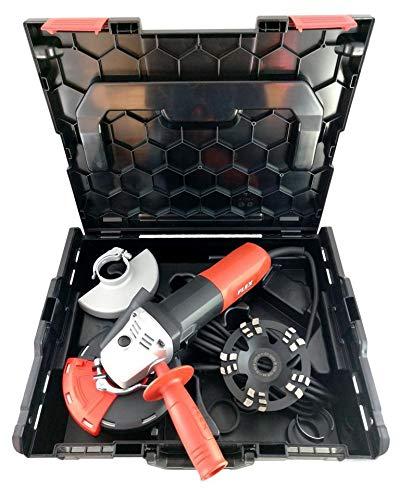 Power Set de saneamiento – Flex 1400 W + Lijadora de diamante Longlife + campana extractora