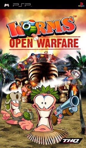 Worms: Open Warfare (PSP) [Edizione: Regno Unito]