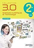 3.0 - Cahier de SNT - Sciences Numériques et Technologie - SNT -2de