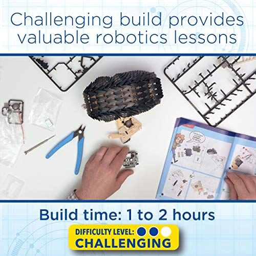 The Robotic Tumbling Hedgehog is a cool toy for girls age 7 years old and up