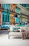 Komar 168-DV3 Papel Pintado para Pared, diseño de Cuba, Fantasía, 300 x 250 cm...