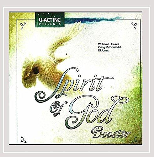 Spirit of God Booster -  CD Baby