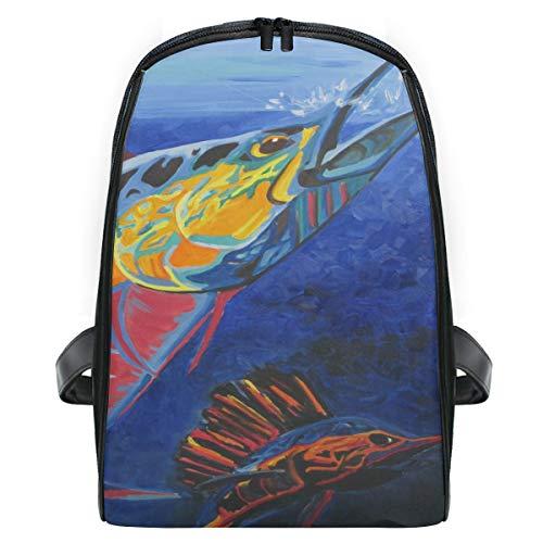 Mini Rucksack Daypack Sailfish Rucksack Bag Leichtgewicht für Mädchen Jungen