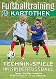 Fußballtraining Kartothek: Technik-Spiele im Kinderfußball