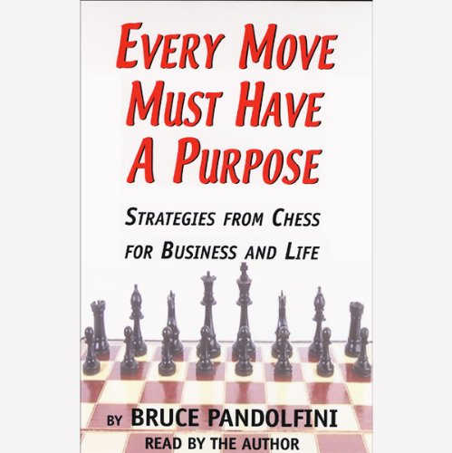 Every Move Must Have a Purpose Titelbild