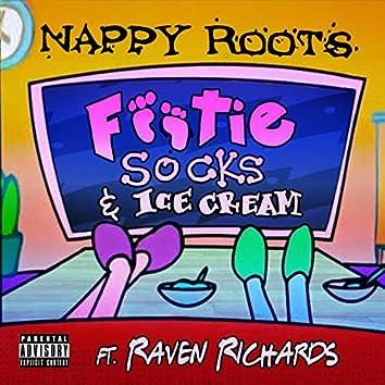 Footie Socks & Ice Cream