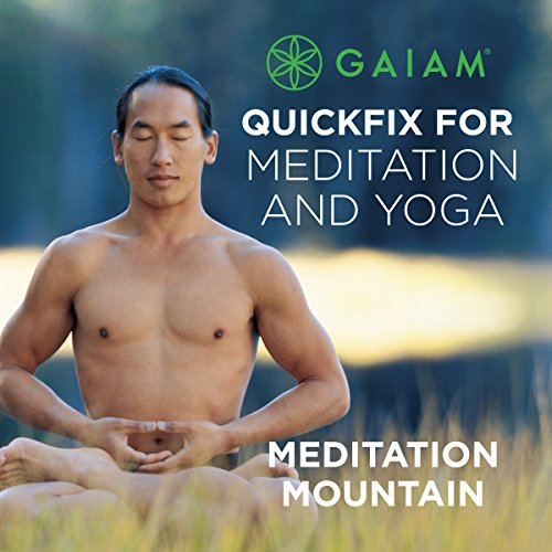 Meditation Mountain audiobook cover art