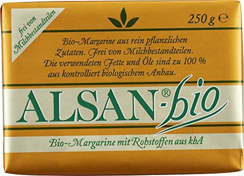 Alsan Bio ALSAN-BIO Margarine (6 x 250 gr)
