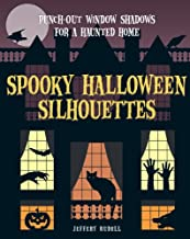 Spooky Halloween Silhouettes: Punch-Out Window Shadows for a Haunted Home