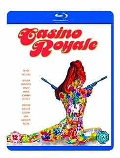 Casino Royale [Blu-ray] [1967] [Region Free] (B006DD0IP0)   Amazon price tracker / tracking, Amazon price history charts, Amazon price watches, Amazon price drop alerts