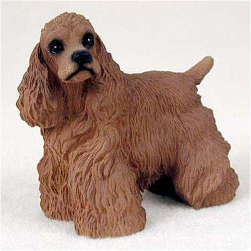 BLAK//WHIT ANGEL DOG ORNAMENT CONV CONCEPTS,TINY ONES,ITEMDTA15E COCKER SPANIEL