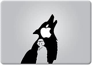 Princess Mononoke Apple Macbook Decal Vinyl Sticker Apple Mac Air Pro Retina Laptop sticker
