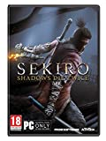 SEKIRO SHADOWS DIE TWICE PC (Code in the box) [Edizione: Regno Unito]