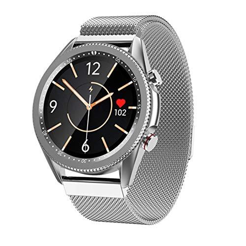Smart Watch M98 Men s Bluetooth Call IP67 Impermeable Ritmo Cardíaco Monitor De Presión Arterial Monitor De Fitness Tracker Deportes Reproductor De Música Android iOS,C