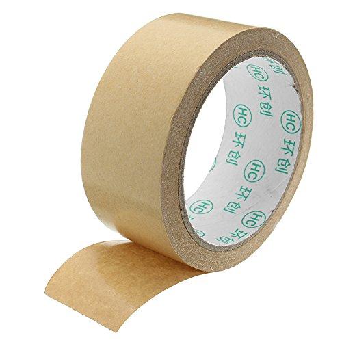 EsportsMJJ Kraft Papier Tape Sterke Zelfklevende Verpakkingen Verzending Seal Ring Tape 2 Maten, 1, 1