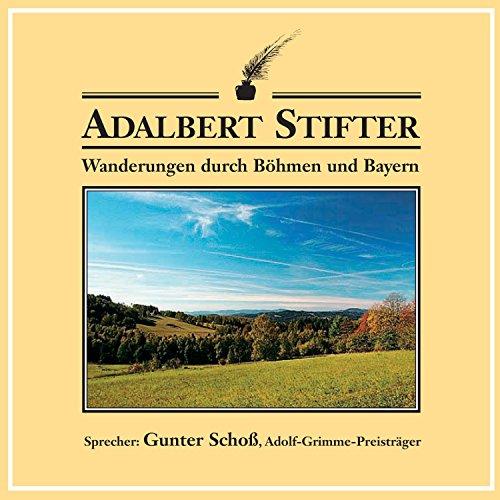 Wanderungen durch Böhmen und Bayern Titelbild