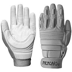 professional XL Football Gray Linemans High Performance Gloves