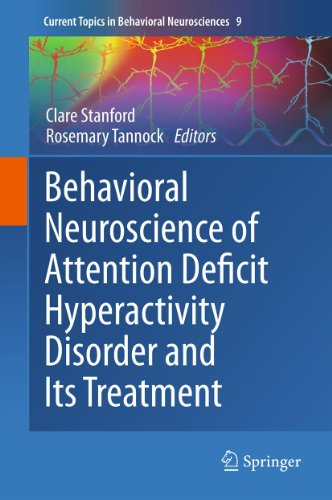 Behavioral Neuroscience of Attention Deficit Hyperactivity Disorder and Its Treatment (Current Topic
