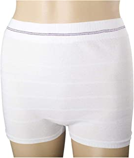 Mesh Postpartum Panties Washable Reusable for Post Surgical Recovery