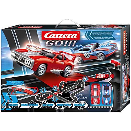 Supercharger - CARRERA - GO!!!