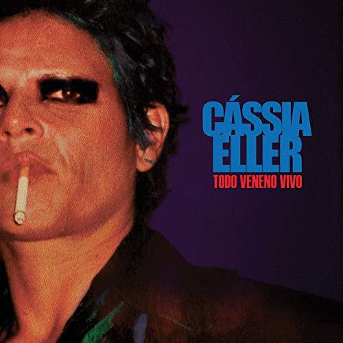 Cassia Eller - Todo Veneno Vivo - 2 CDs