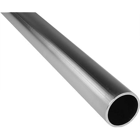 30cm auf Zuschnitt L/änge 300mm Aluminium Rundrohr AlMgSi05 /Ø 35x2,5mm