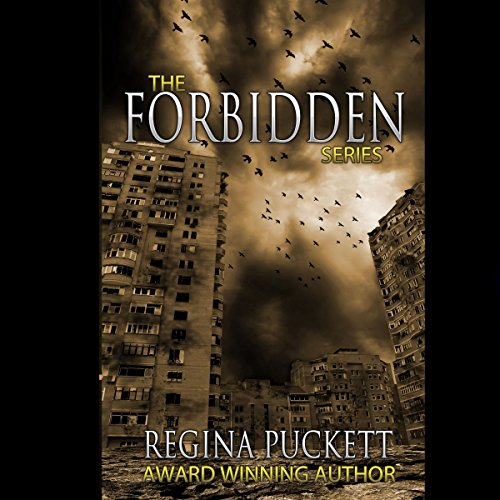 The Forbidden Series audiobook cover art