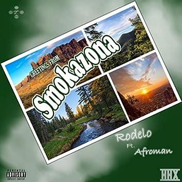 Smokazona (feat. Afroman)