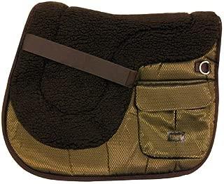 Intrepid International Comfort Plus English Trail Pocket Saddle Pad