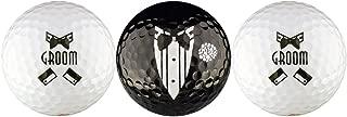 EnjoyLife Inc Groom Wedding Variety Golf Ball Gift Set