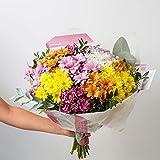 Ramo de flores Tasmania - Flores RECIÉN CORTADAS y NATURALES de Gran Tamaño - ENTREGA EN 24h con Dedicatoria Personalizable Gratuita - FLORES FRESCAS PARA DEDICAR