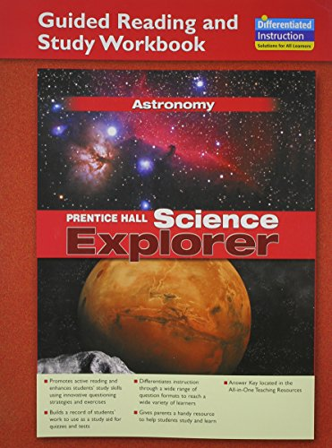 Download Astronomy: Guided Reading and Study Workbook (Science Explorer) 0131901788