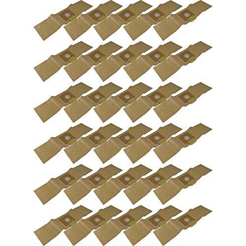 30 Staubsaugerbeutel aus hochfestem Papier passend für Tennant 802224