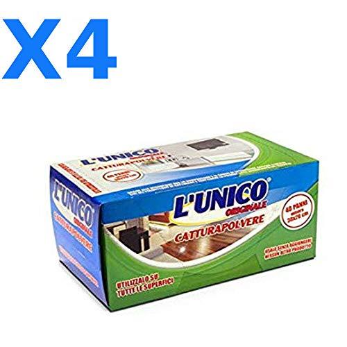 L'UNICO X160 Panni CATTURAPOLVERE ANTISTATICI Panni CATTURAPOLVERE ANTISTATICI OR