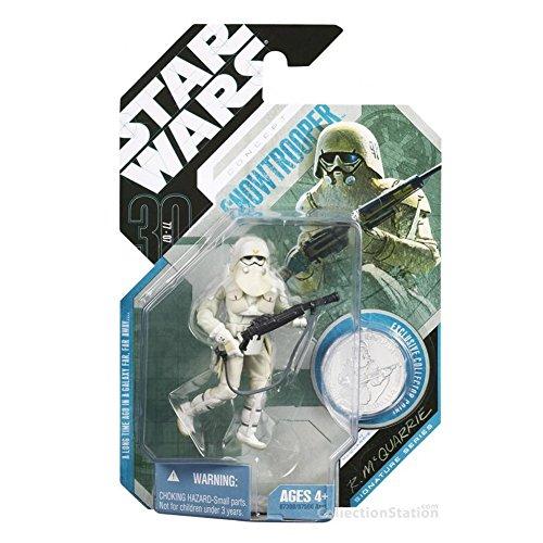 McQuarrie Concept Snowtrooper - Star Wars 30th Anniversary Collection von Hasbro