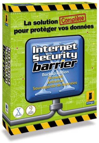 Internet Security Barrier X Backup Edition pour Mac OS X - monoposte