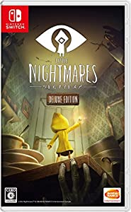 LITTLE NIGHTMARES-リトルナイトメア- Deluxe Edition - Switch