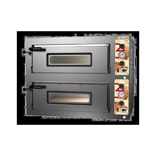 Backofen pizzeria Pizza Brot, Bäckerei 4+4 Pizzen RS3703