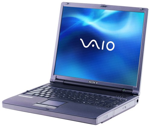 Sony Vaio PCG-FR415M Laptop (Intel Pentium 4 2,8GHz; 512MB RAM; 40GB HDD; 38,1 cm (15 Zoll) TFT; Combolaufwerk; XP Home)