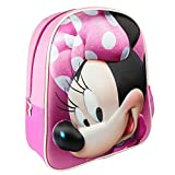 Minnie Mouse CD-21-2107 2018 Mochila Infantil, 40 cm, Multicolor