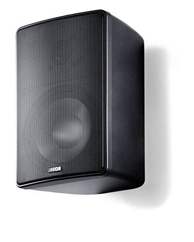 Canton Plus XL.3 Kleinlautsprecher (60/120 Watt) - Schwarz