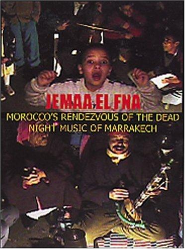 Jemaa El Fna: Morocco's Rendezvous of the Dead