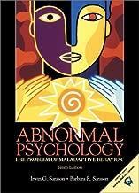 Abnormal Psychology: The Problem of Maladaptive Behavior (10th Edition)