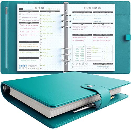 LUX Productivity PRO A5 Planner – Best Undated...