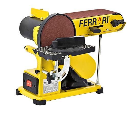 Lixadeira Comb. Lcm-46 1/2 Cv 4p 370w 127/220v Ferrari Amarelo