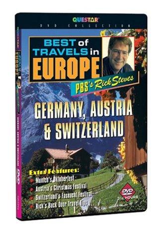 Rick Steves Best of Travels in Europe – Germany, Austria & Switzerland