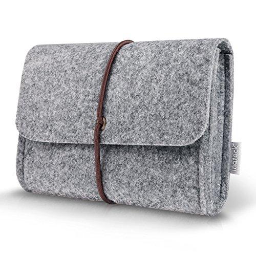 Inateck feltro bagagli Custodia per accessori MP0601