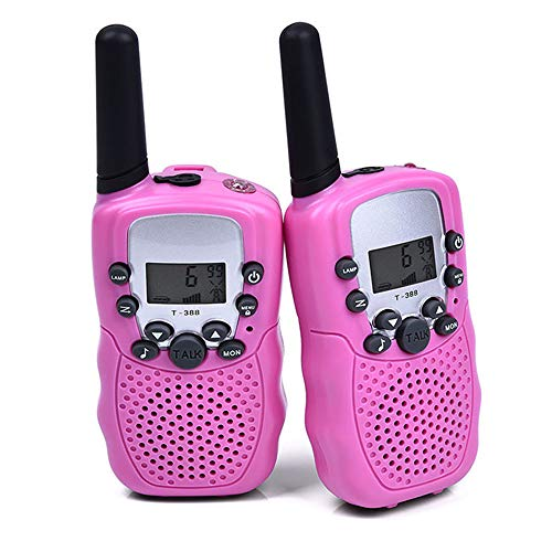 Walkie Talkie Niños Recargable Larga Distancia Marca WANFEI