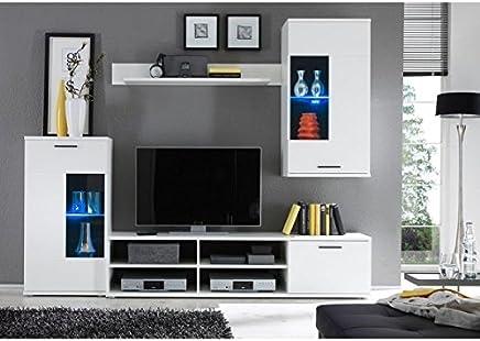 Amazon.it: Porta Tv Moderno - Pareti attrezzate / Soggiorno: Casa e ...